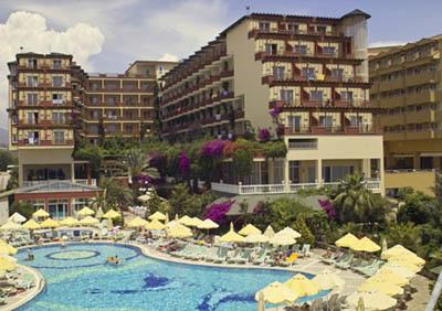 Kesitonline Com Holiday Park Resort Antalya Alanya